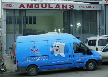 Mobile Dental Health Cars