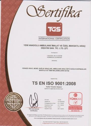 <span>Certificates